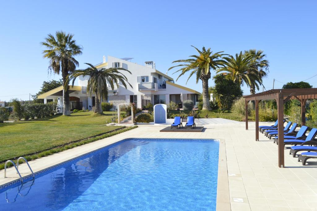 The swimming pool at or near Tavira Vacations Apartments