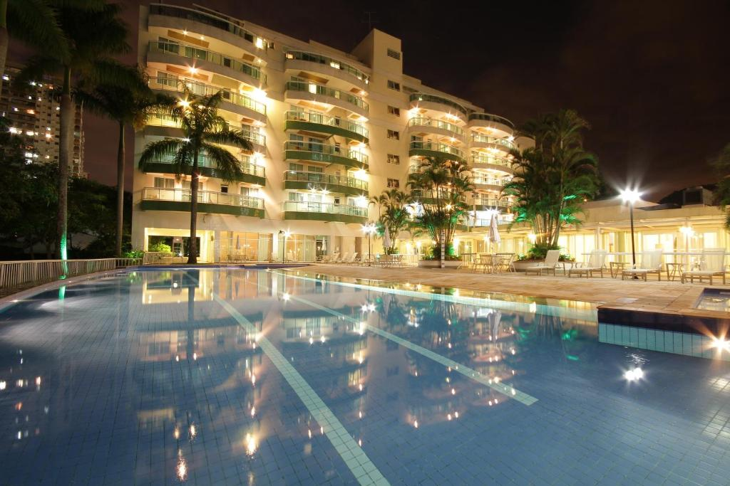The swimming pool at or near Promenade Paradiso All Suites