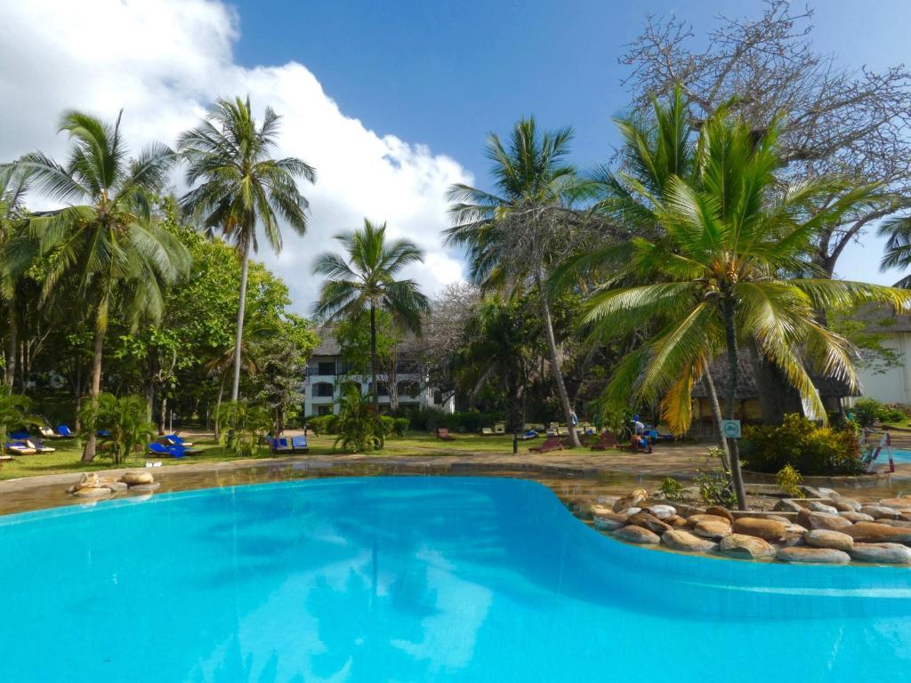 Piscina di Papillon Lagoon Reef Hotel o nelle vicinanze