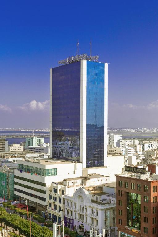 エル モウラディ ホテル アフリカ チュニス(El Mouradi Hotel Africa Tunis)