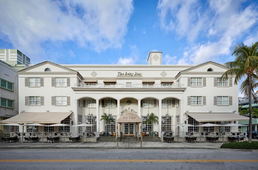 ザ ベッツィー ホテル - サウス ビーチ(The Betsy Hotel, South Beach)
