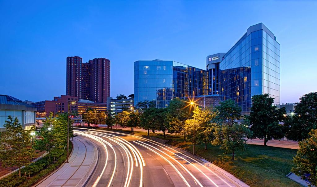 Hotel Hyatt Regency Baltimore Usa Baltimore Booking Com