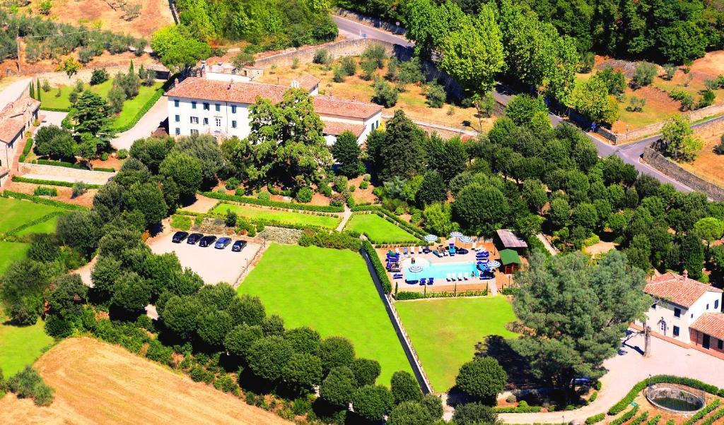 コルトーナ リゾート & スパ ヴィラ アウレア(Cortona Resort & Spa - Villa Aurea)