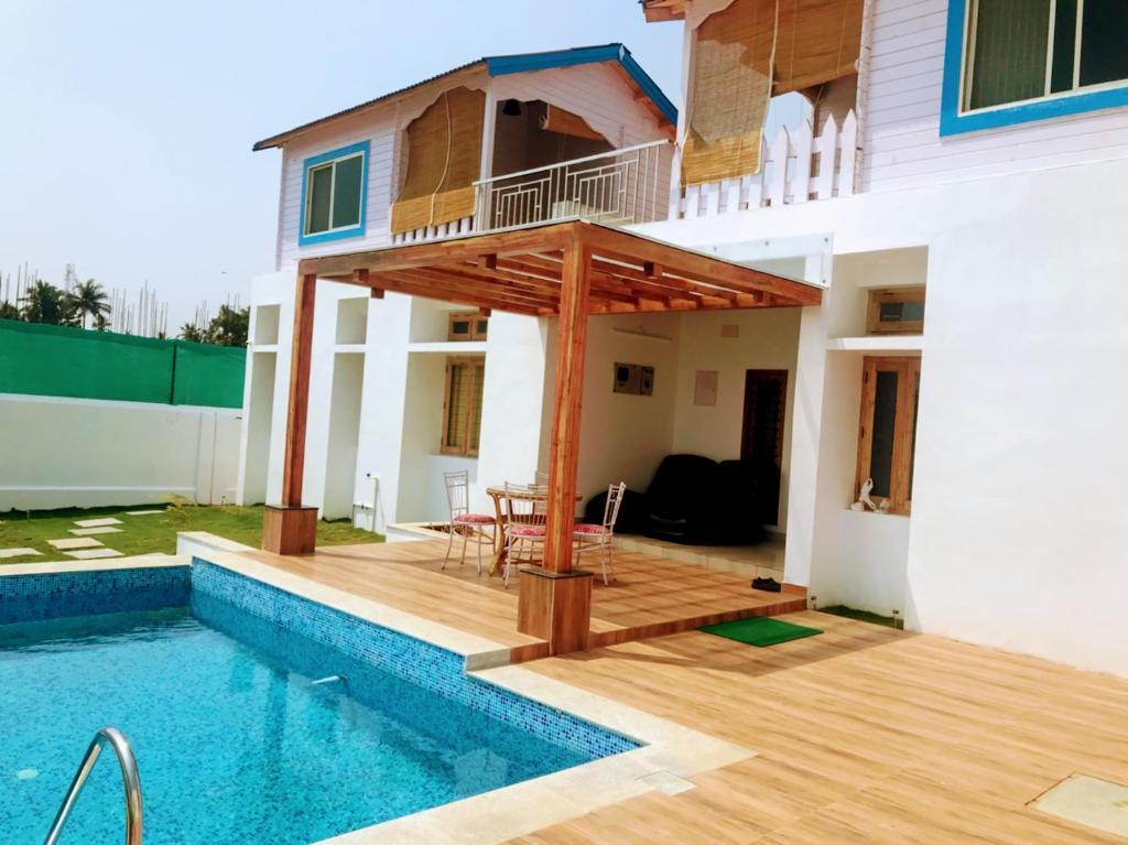 Guesthouse Bleu & Blanc, Pondicherry, India - Booking com