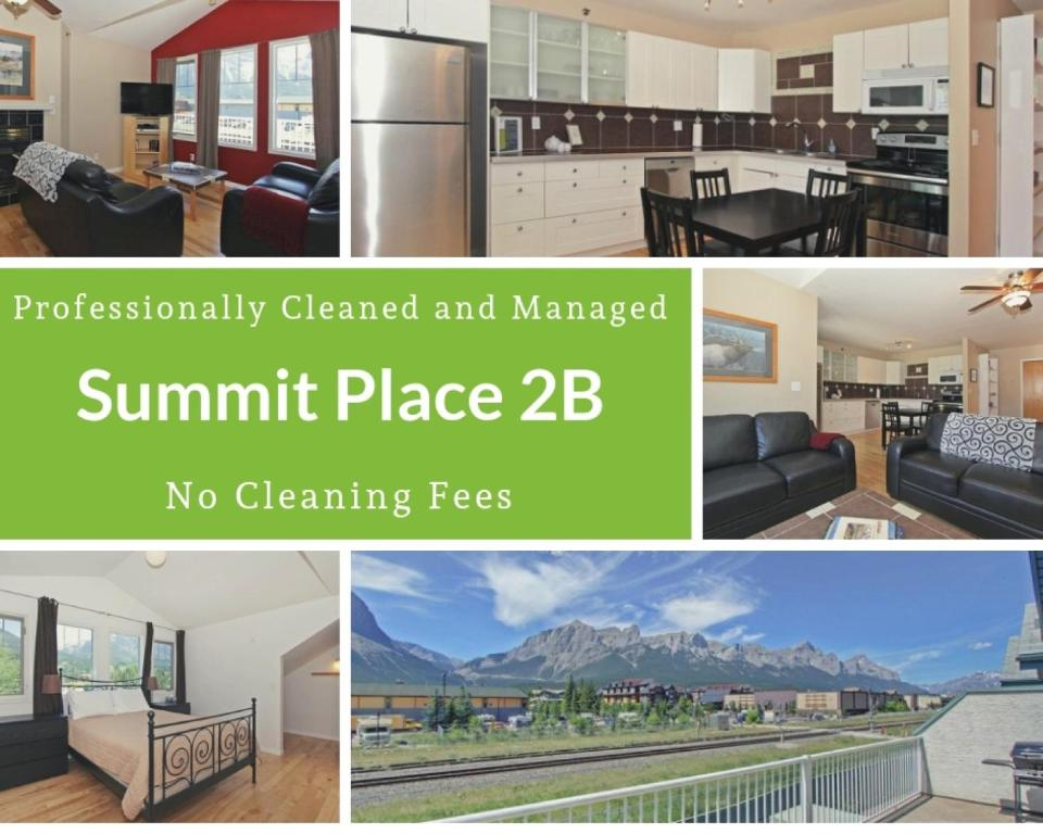 Apartment Summit Place 2b By Rockies Rentals Canmore Canada