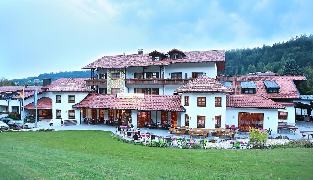 Hotel Wellness Wohlfuhl Waldeck Bodenmais Germany Booking Com