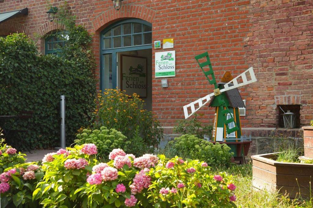 Ferienwohnung Ferien Am Schloss Wohnung 6 Der Pferdestall