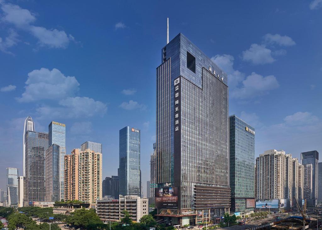 深セン 福田 ウィンダム グランド(Shenzhen Futian Wyndham Grand)