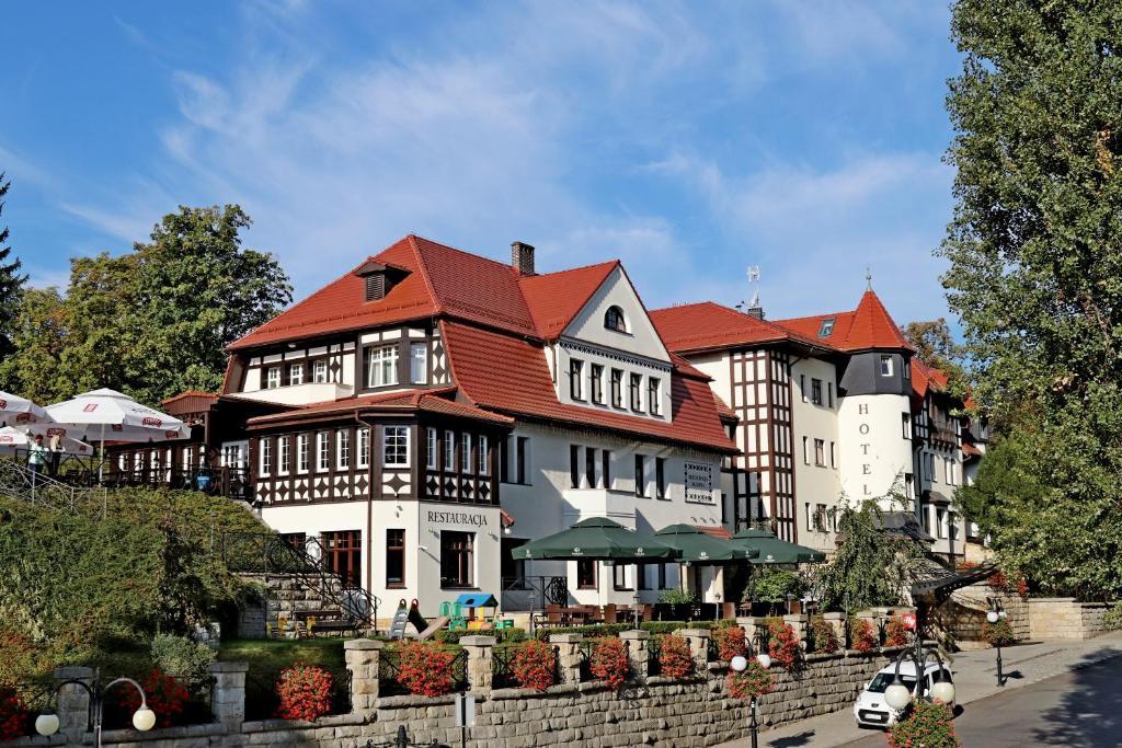 Bukowy Park Hotel Medical Spa Polanica Zdrój Aktualne Ceny Na Rok