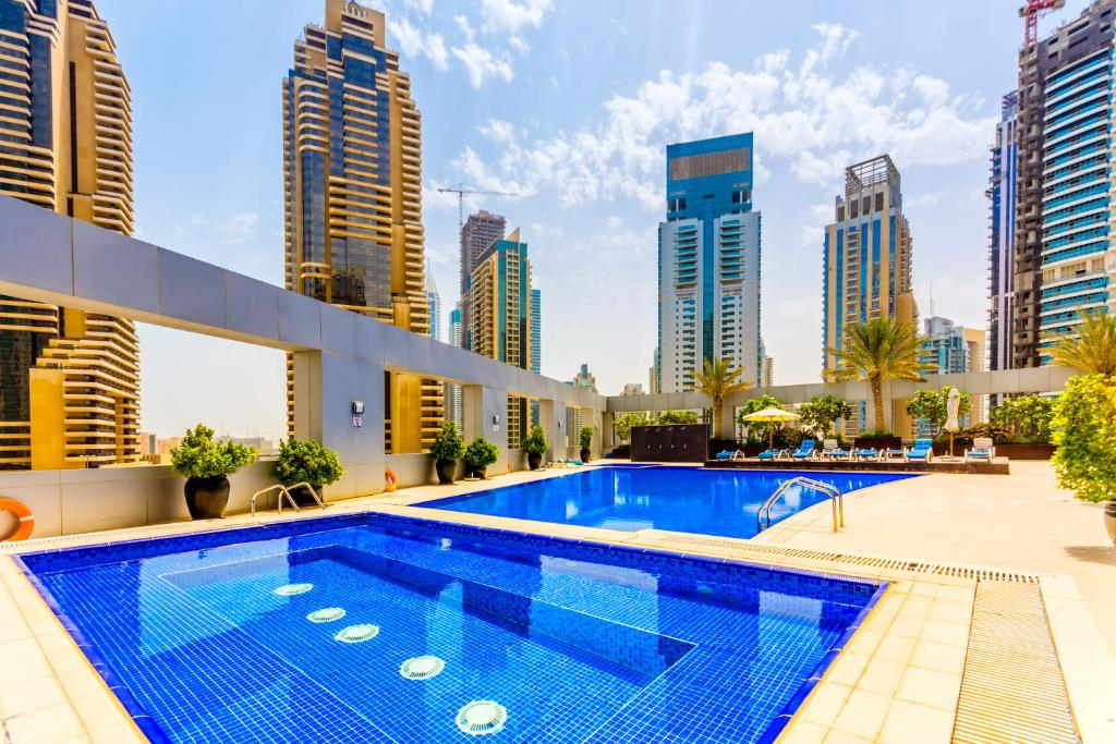 fd4ed969af 2 bedroom apartment Dubai Marina View, Dubai – Prezzi aggiornati per ...