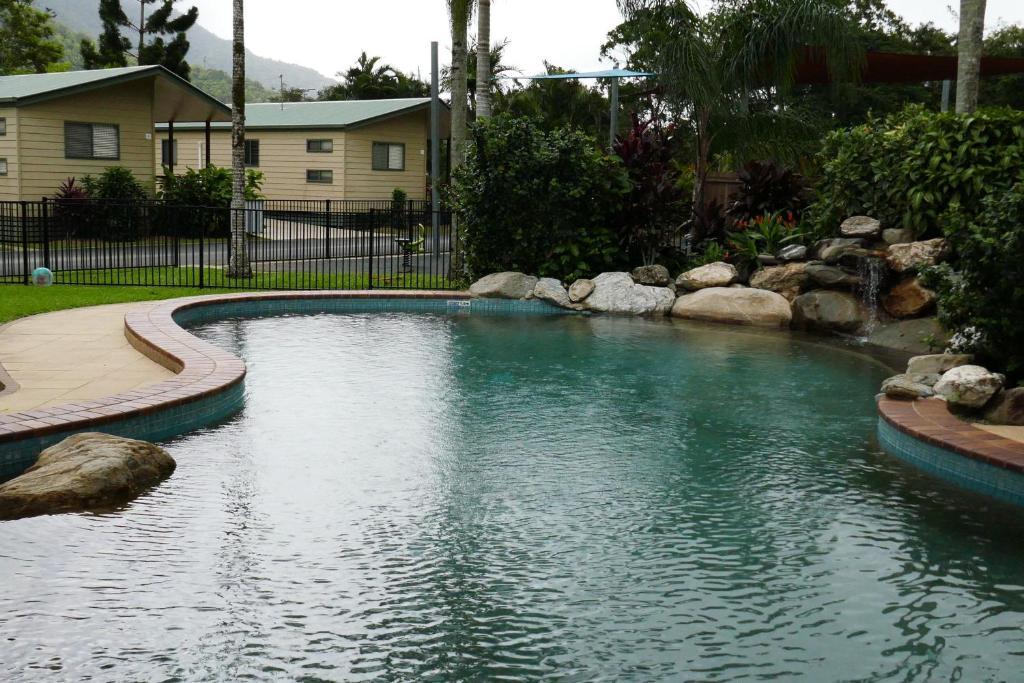 e7d97ab190 BIG4 Cairns Crystal Cascades Holiday Park