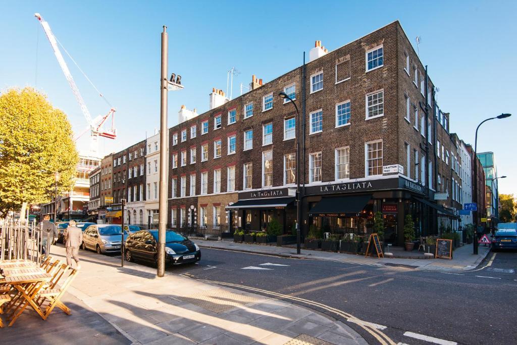 ARCORE Premium Apartments: Grafton Way, London, UK - Booking com