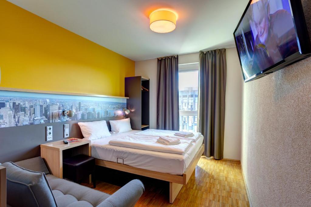 マイニンガー ホテル フランクフルト/マイン メッセ(MEININGER Hotel Frankfurt/Main Messe)