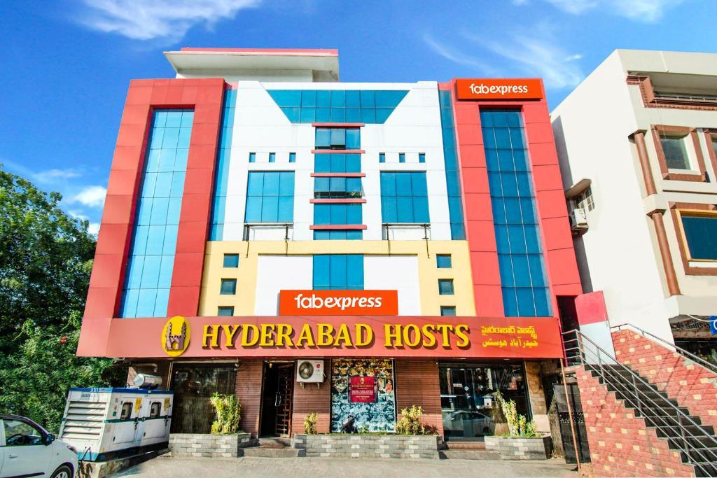 FabHotel Corpo Suites Madhapur