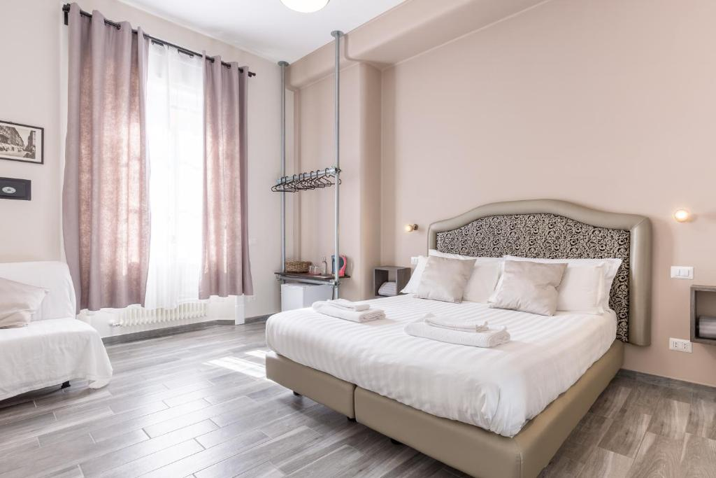 37b50dca46 Bed and Breakfast Piazza Bologna Little suites, Rome, Italy ...