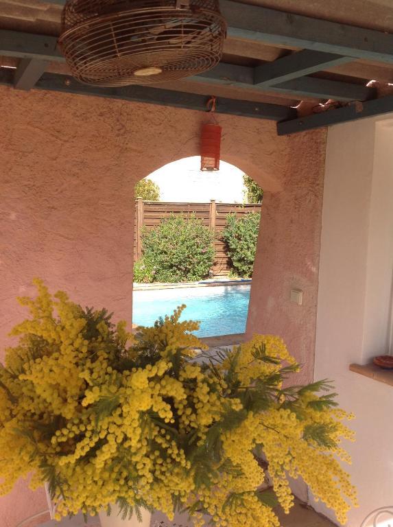 Rez de Jardin Villa Cagnes Sur Mer.
