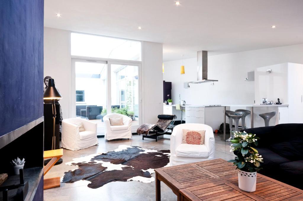 bed and breakfast chambre d'hôtes loft sart, villeneuve d'ascq