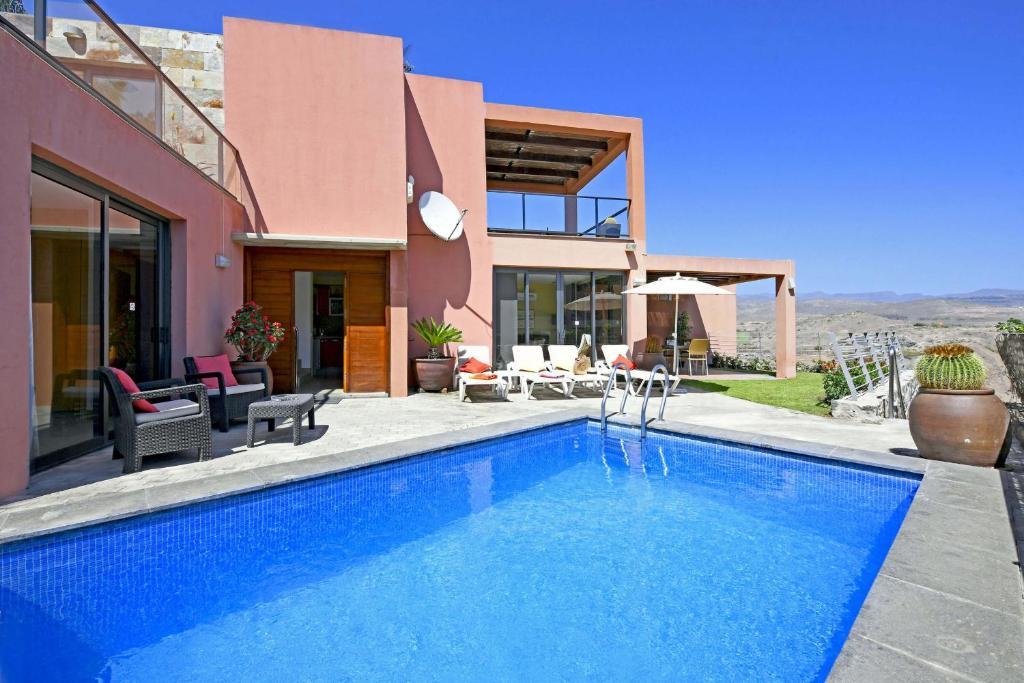 Villa Salobre Las Terrazas 15 (Spanje Salobre) - Booking.com
