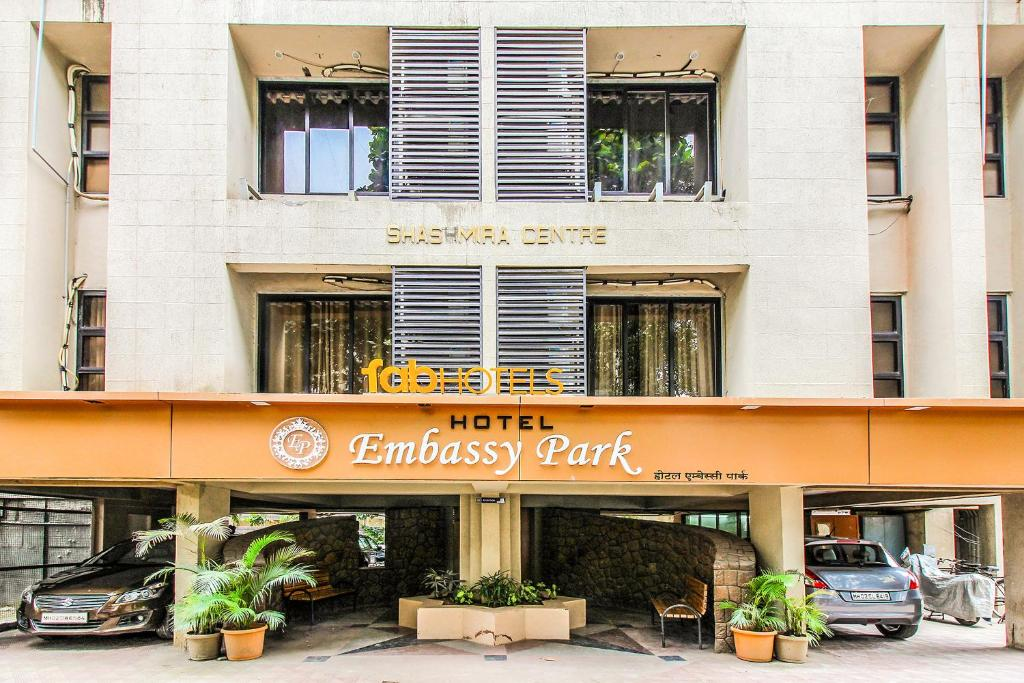 FabHotel Embassy Park BKC, Mumbai, India - Booking com
