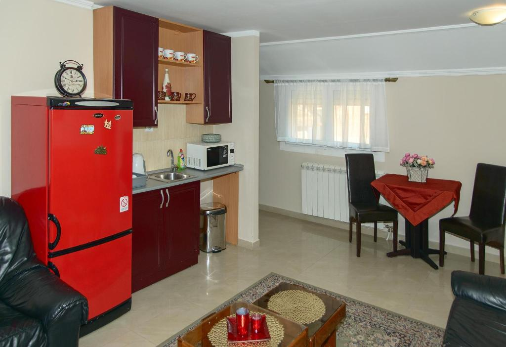 Apartments Skadarlija
