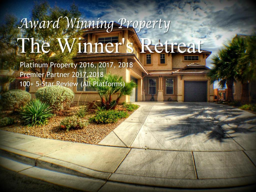 The Winner S Retreat Las Vegas Nv Booking Com