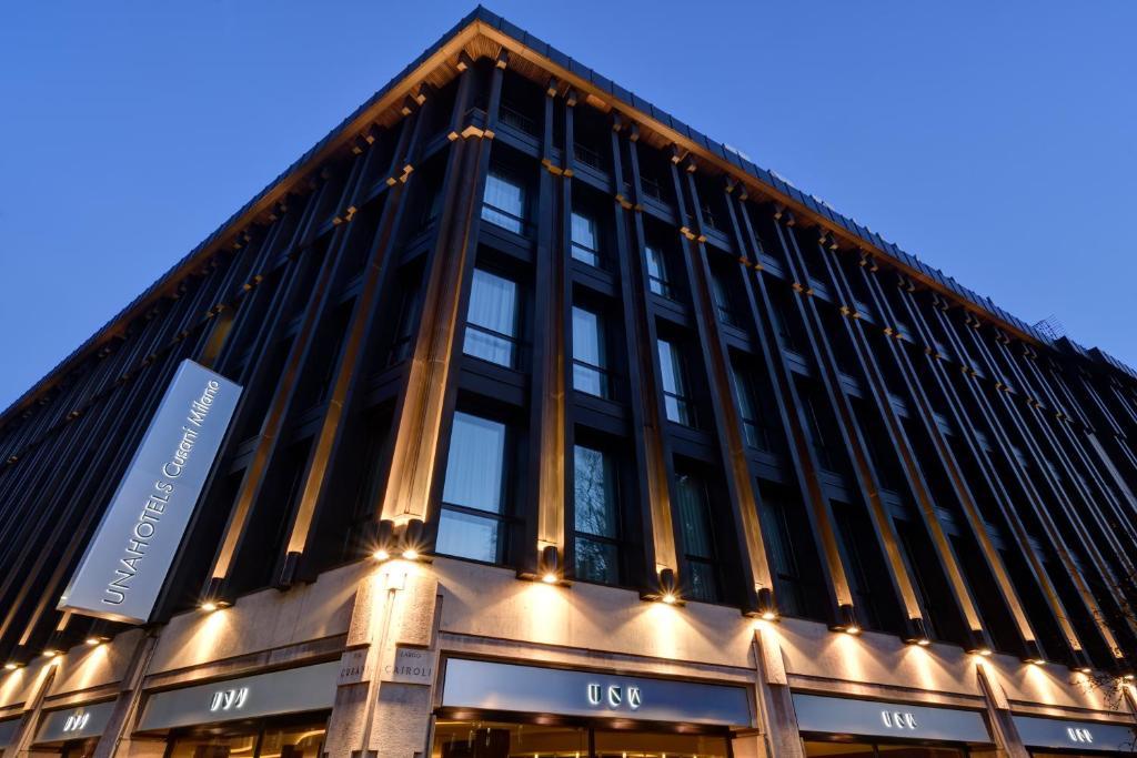 Unahotels Cusani Milano Italien Mailand Booking Com