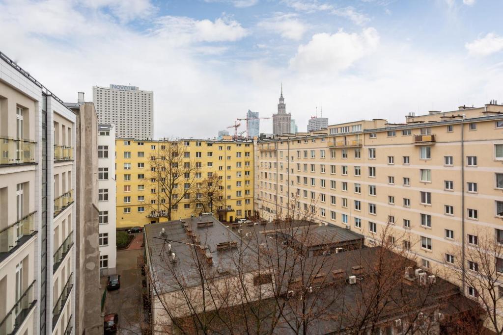 Apartments Warsaw Bracka Warszawa Aktualne Ceny Na Rok 2019