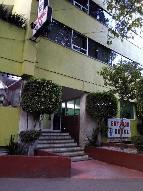 ホテル パルケ ヴィア(Hotel Parque Via)