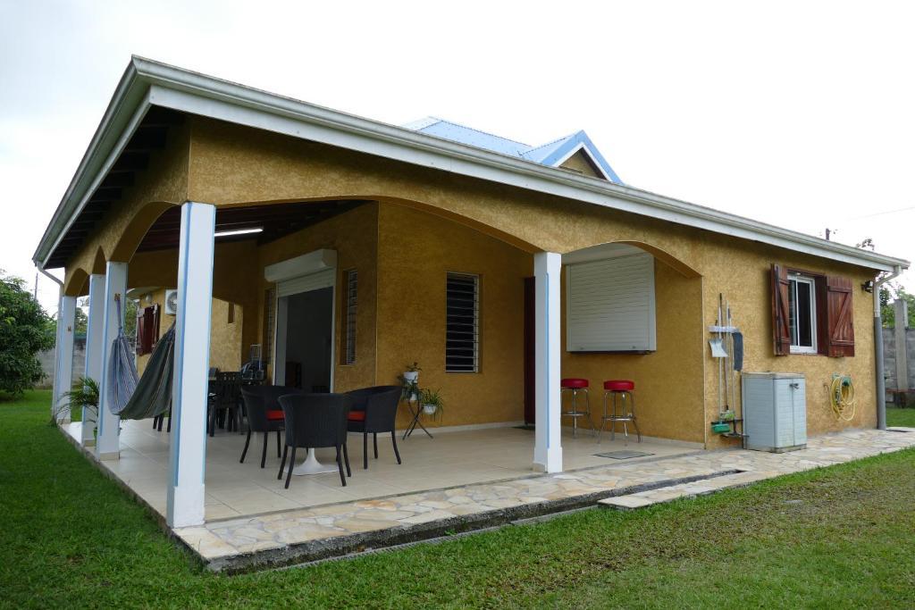 la villa bois-rada (Guadalupe Cadet) - Booking.com
