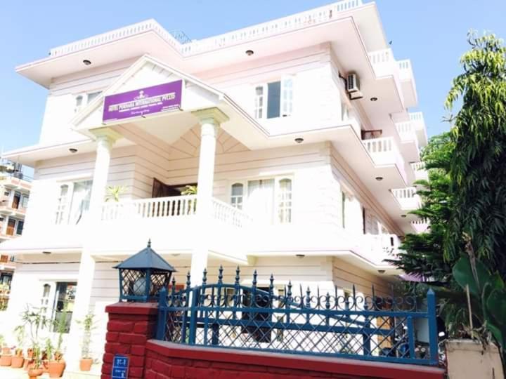 ホテル ポカラ インターナショナル(Hotel Pokhara International)