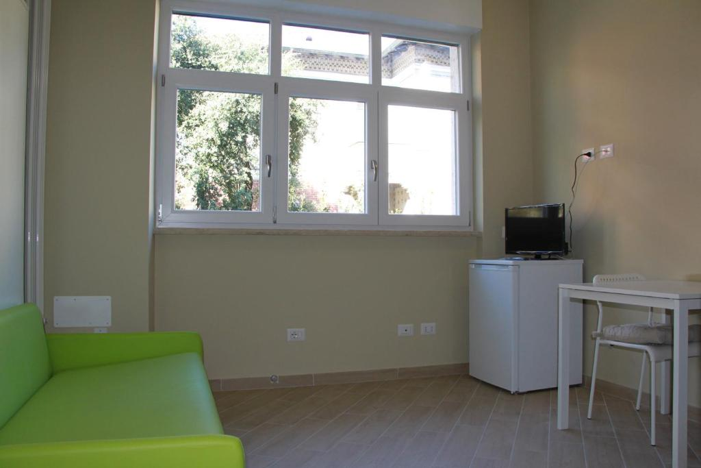 A television and/or entertainment center at Smart apartment Baggio Area