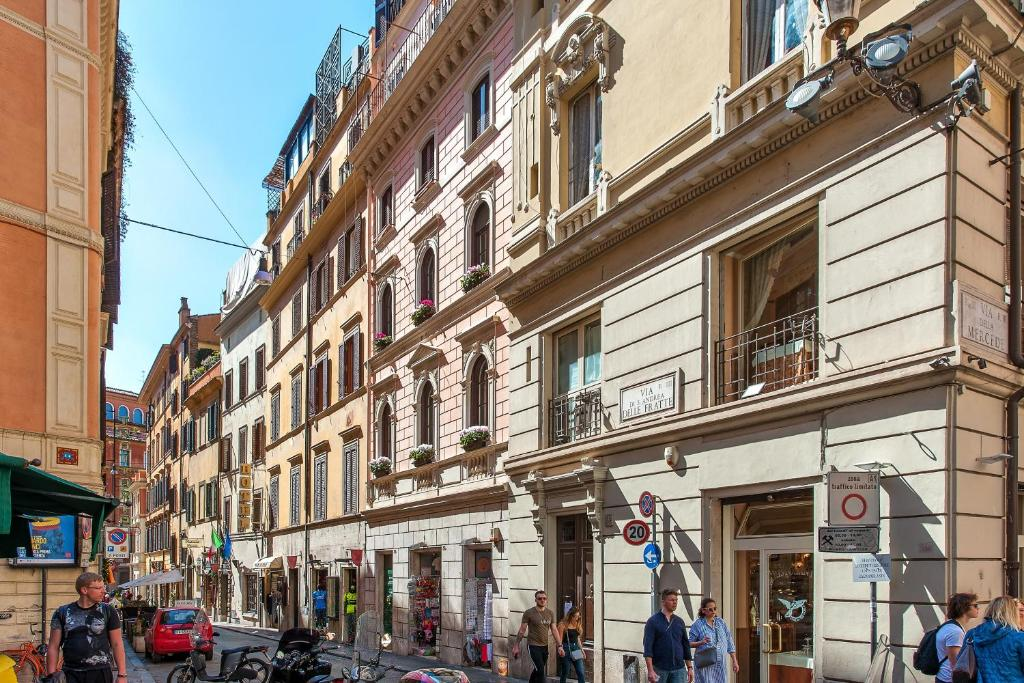 Rome Subway Map To Trevi Fountain Spanish Steps.Apartment By The Spanish Steps Rome Italy Booking Com
