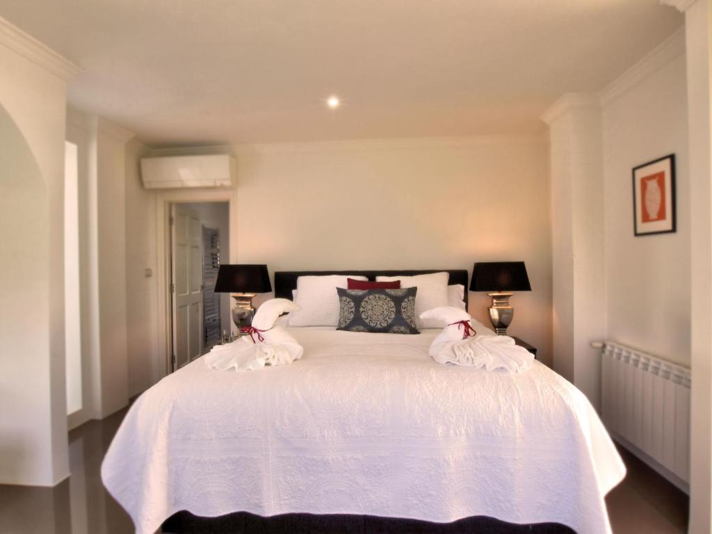 Villa Casa El Cuadrado (Espanha Sayalonga) - Booking.com