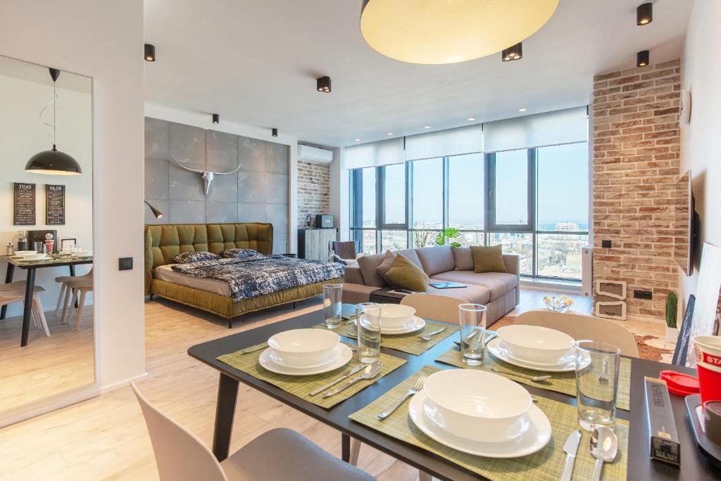 公寓用餐區