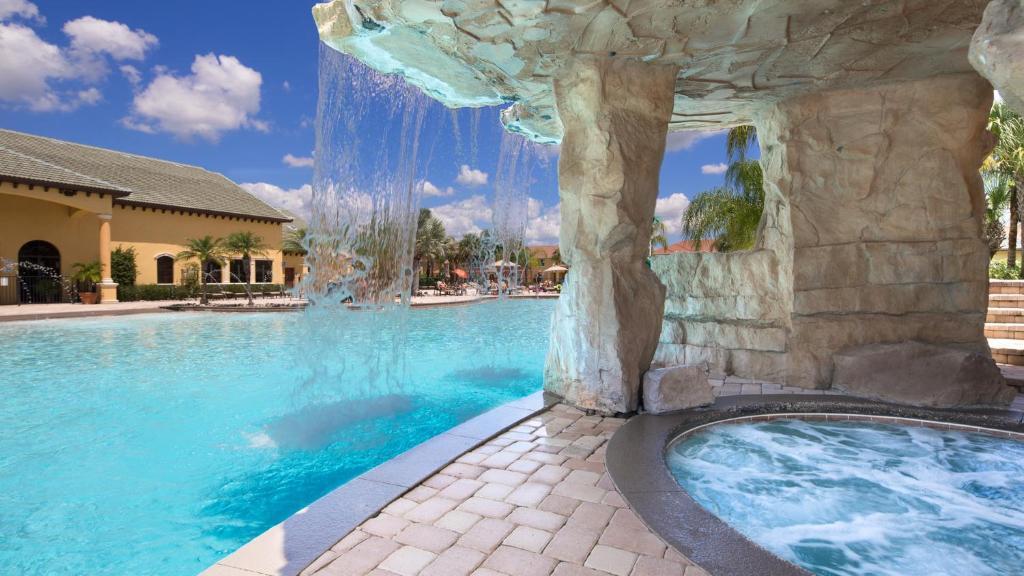 A piscina em ou perto de Magical Dreams