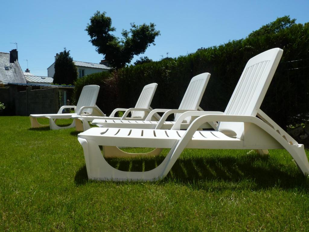 Apartments In Plouguin Brittany