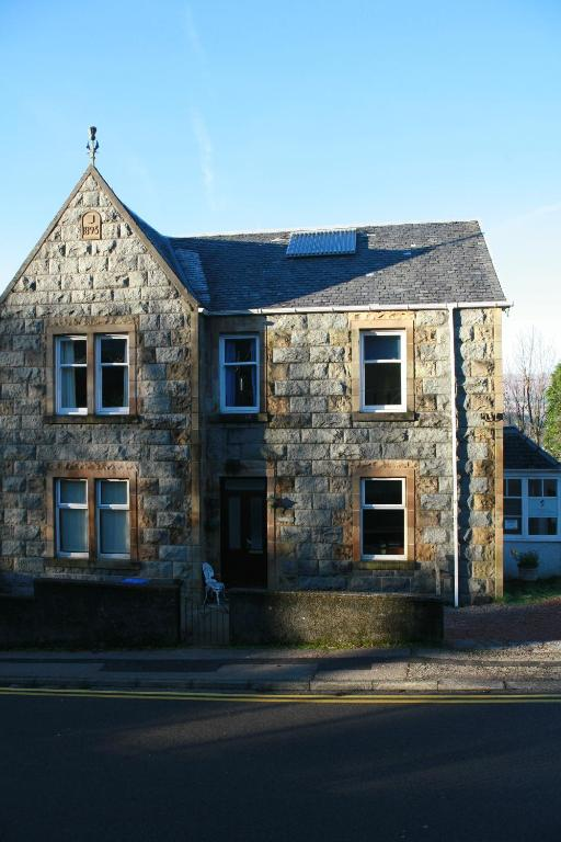 Old Harbour Master's self-catering apartment, Fort William, UK