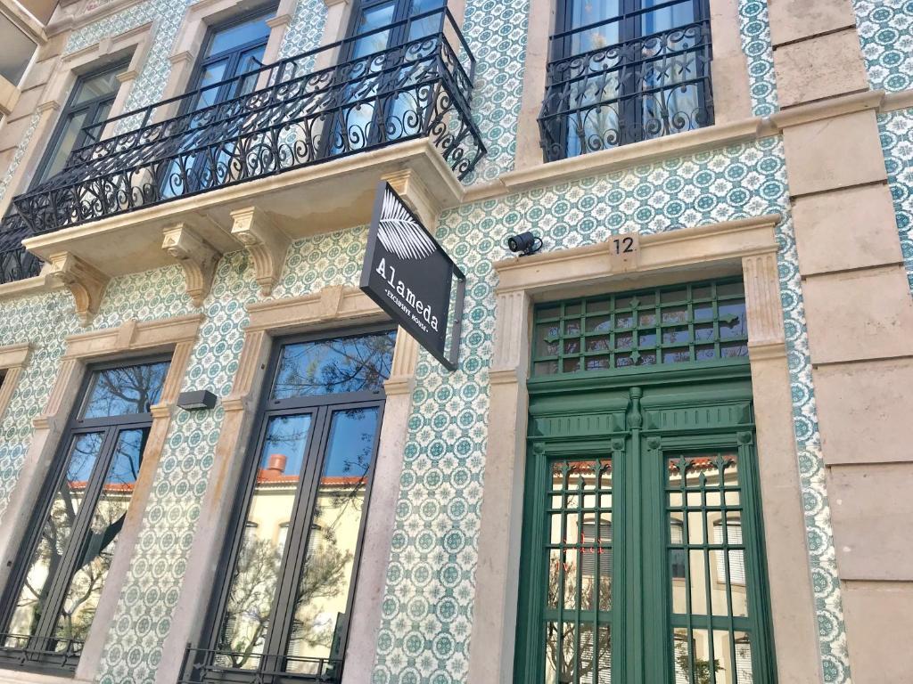 Hotel Alameda Exclusive House Faro Portugal Booking Com