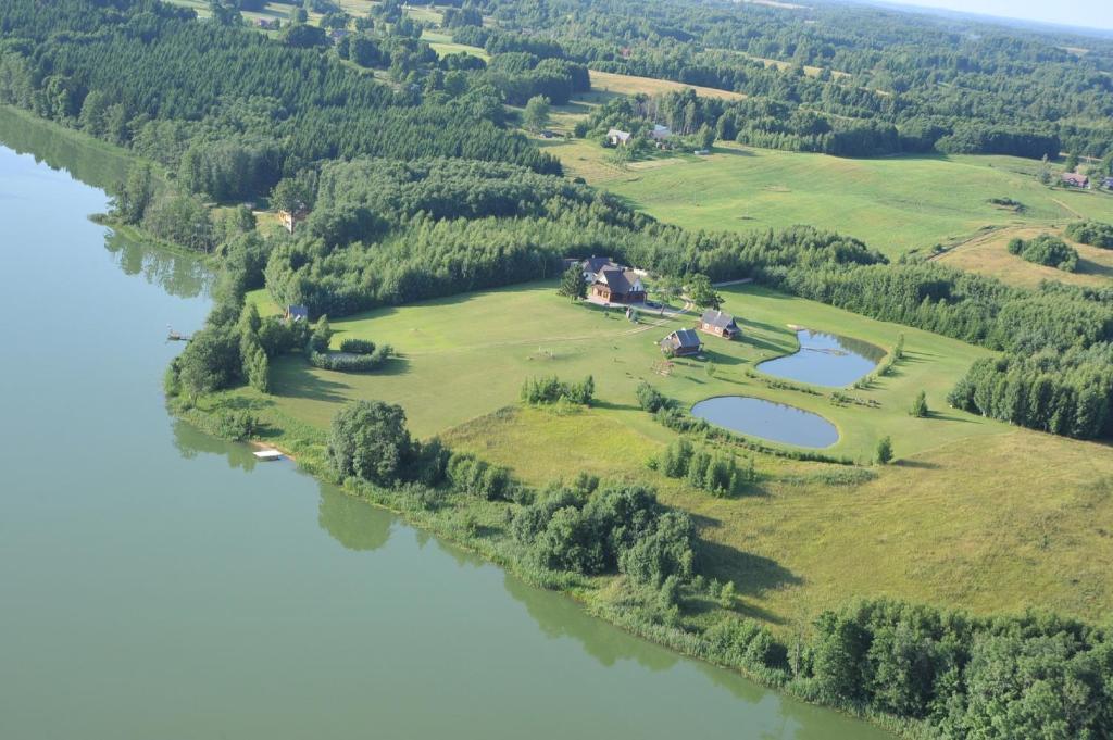 A bird's-eye view of Country Houses Vidų Sodyba