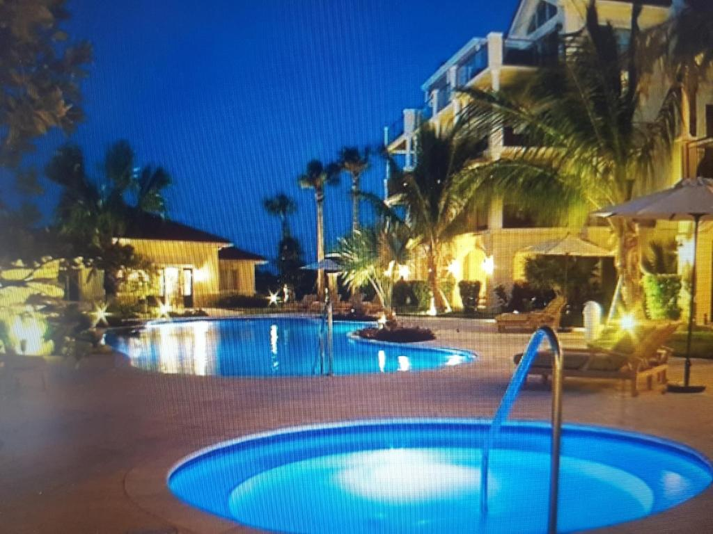 The swimming pool at or near Villa Del Mar Resort Luxury 2 Bedroom Apartment