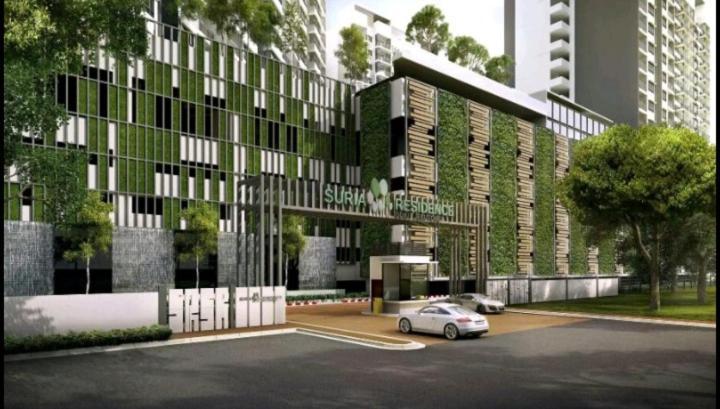 SARAHS PLACE, Suria Residence, Bukit Jelutong, Shah Alam ...