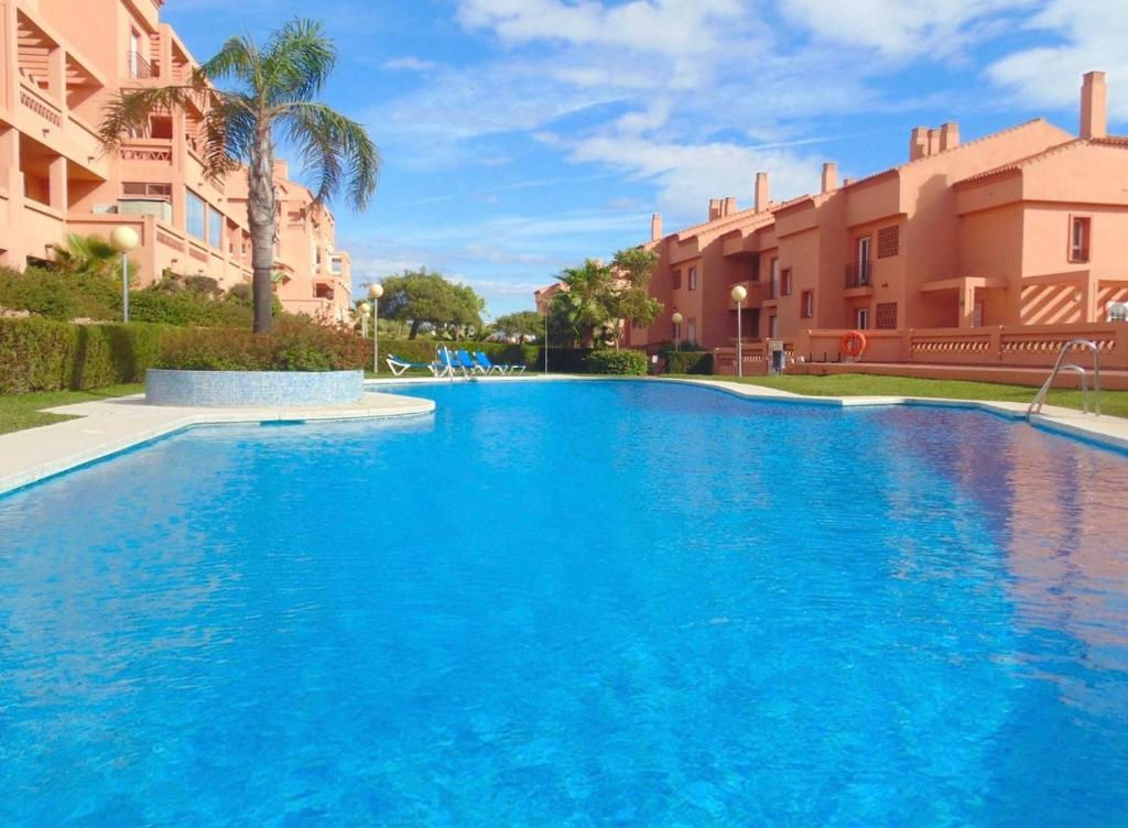 The swimming pool at or near El Faro - Amazing Duplex with Sea View , 3 Min Walks to the Beach