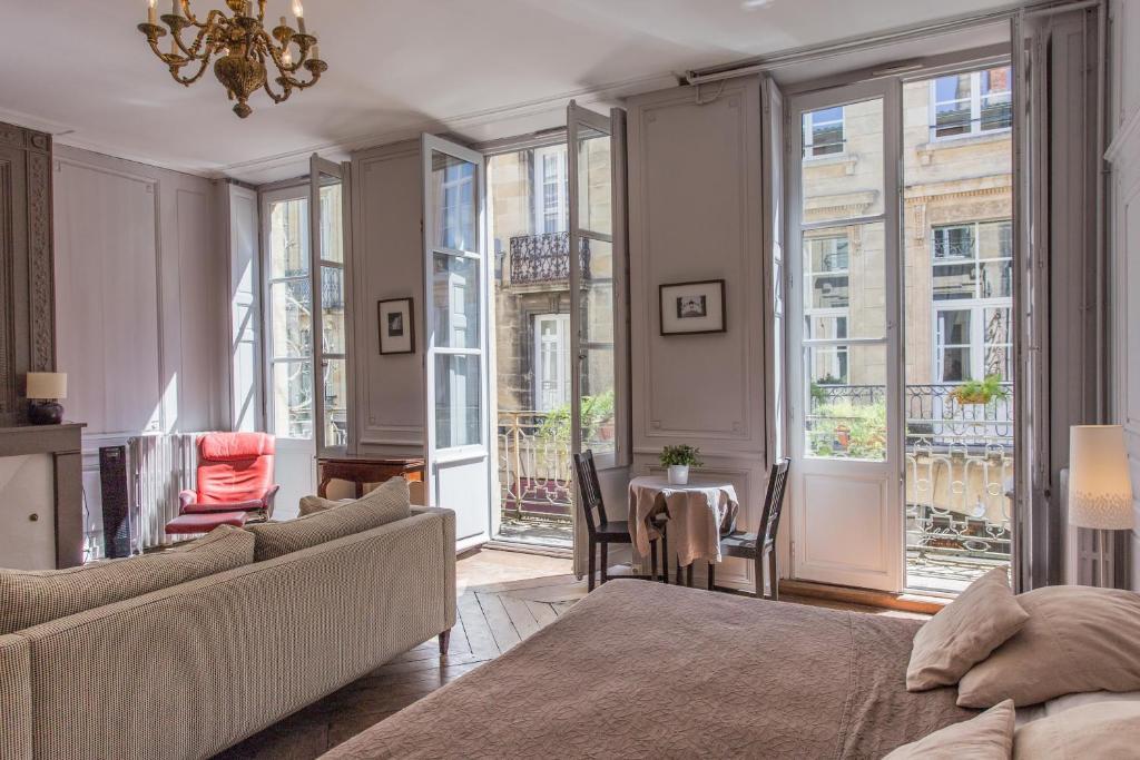 Maison d 39 h tes chambre en ville bordeaux france - Chambre d hotes bordeaux centre ville ...