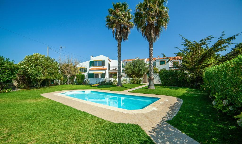 Sunny Meco House -4 bedroom house with pool, Sesimbra ...