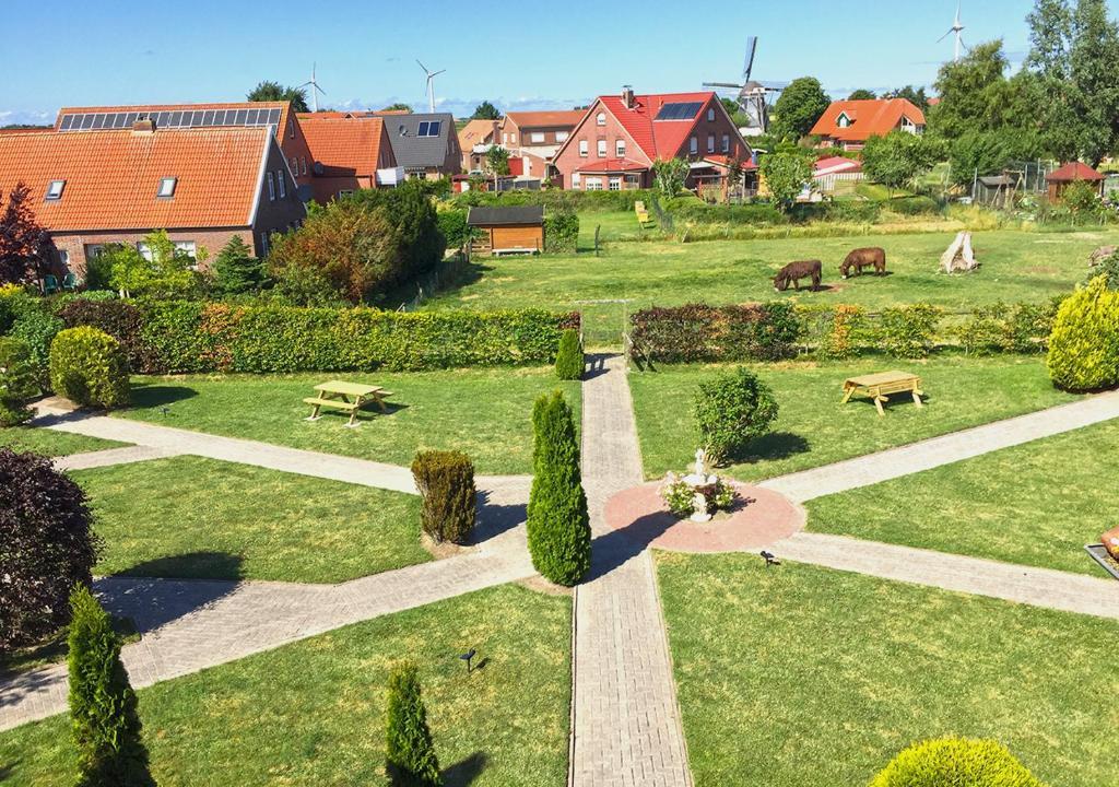 Ferienhaus Platte Werdum Deutschland