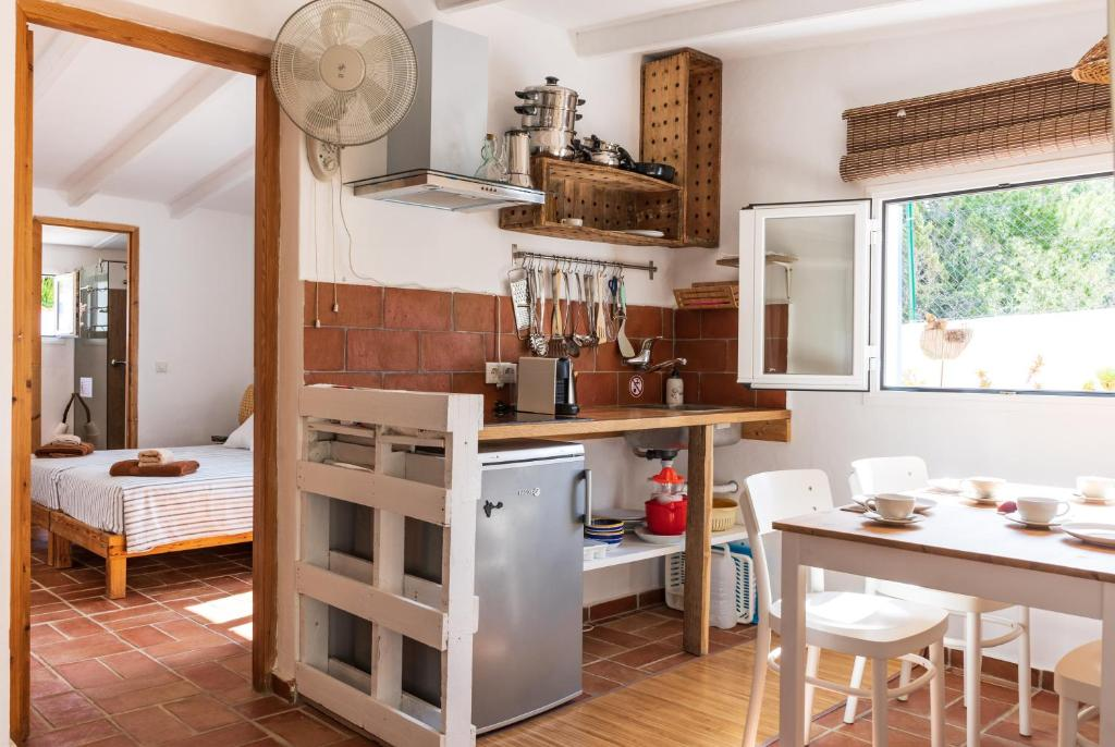 Apartment Casa Little China Es Pujols Spain Booking Com