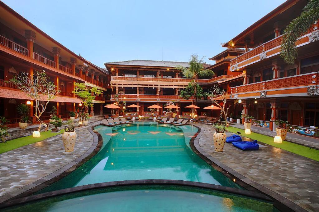 Carte Bali Serangan.Holiday Villa Kuta Bali Indonesia Booking Com
