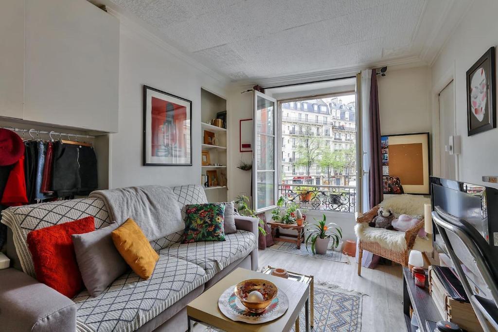 Charming 20m² studio - Parmentier, Parigi – Prezzi ...
