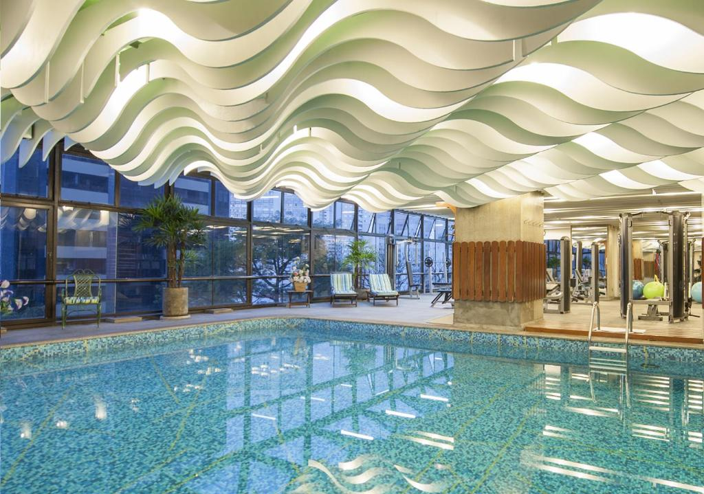 The swimming pool at or near Maksoud Plaza Hotel Distributed by Accorhotels