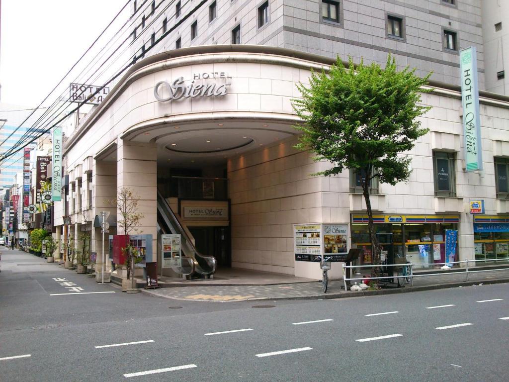 Hotel siena tokyo japan for Accomodation siena